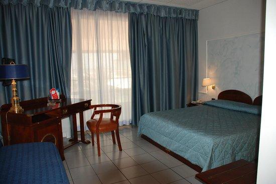 Hotel Caesar: Camera Superior vista mare