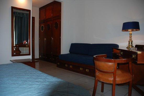 Hotel Caesar: Camera Superior particolare
