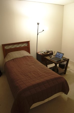 Archstone South Market: Одна из спален