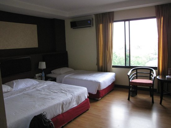 Atrium Boutique Resort Hotel : Room