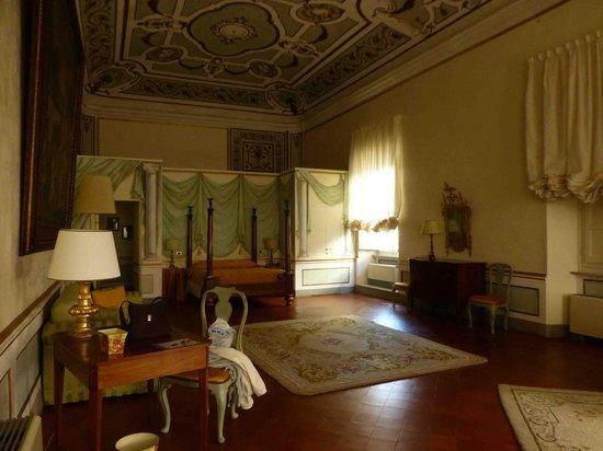 Palazzo Tucci: La suite