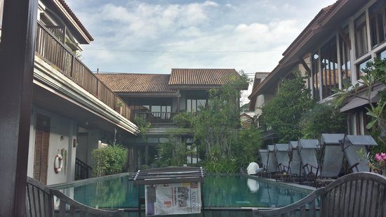 The Scent Hotel: Территория 1
