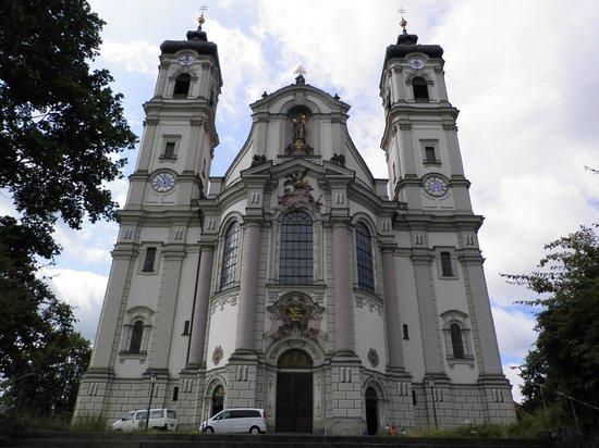 Hotel St. Ulrich: Basílica de Ottobeuren