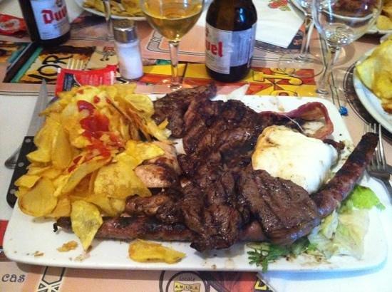 Zio Jack: misto di carne per uno - 21€