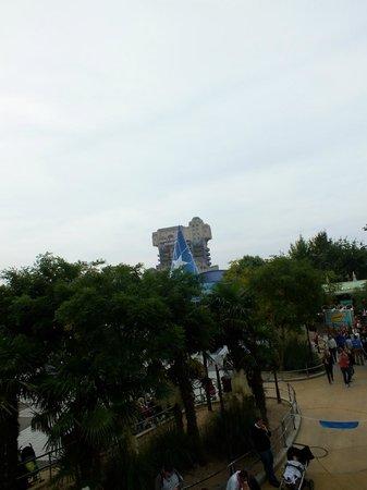 วอลต์ ดิสนีย์ สตูดิโอส์ ปาร์ค: Walt Disney Studios Park