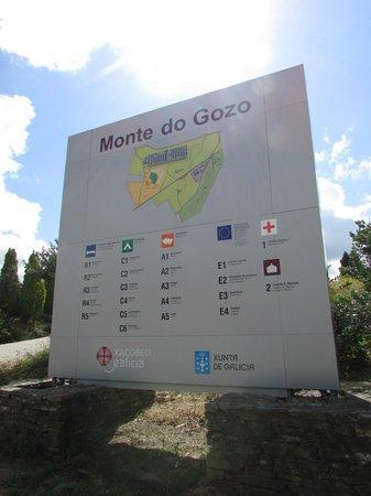 Cartel Monte Do Gozo