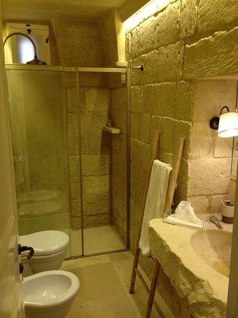 Corte dei Granai: il bagno