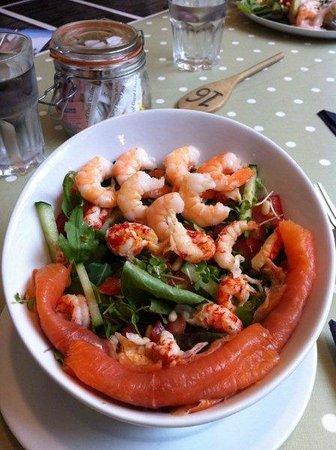 The food gallery marlborough restaurant reviews phone for Fish restaurant marlborough