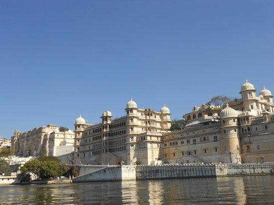 Udaipur Slott