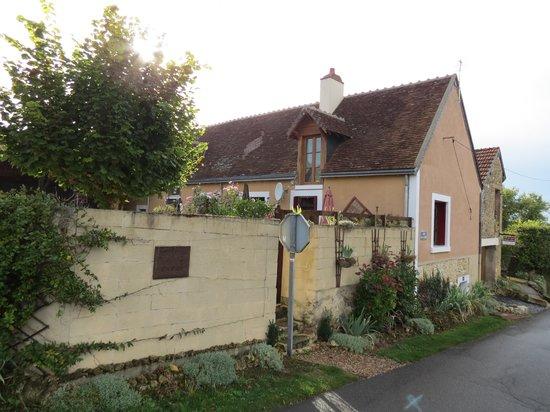 Vallee des Vignes Chambres d'Hotes : studio