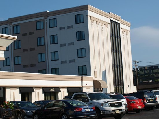 Holiday Inn Hasbrouck Heights: Hotel