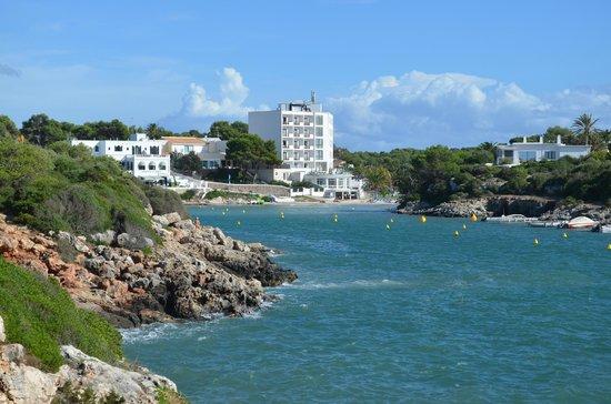 Santandria Playa Hotel: View of hotel