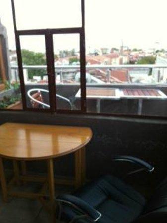 A'la House: terrace