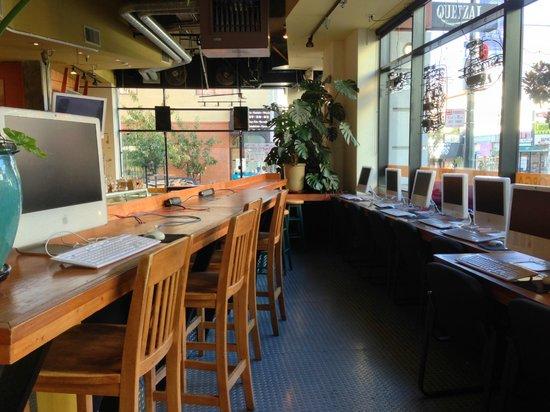 Quetzal Internet Cafe