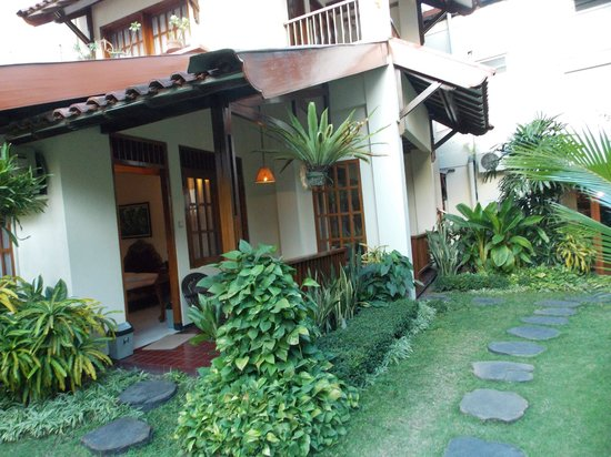 Duta Guest House : Our room