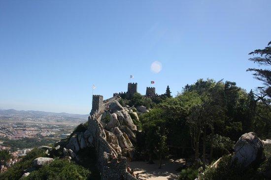 Sheraton Cascais Resort : Castillo del Moro.