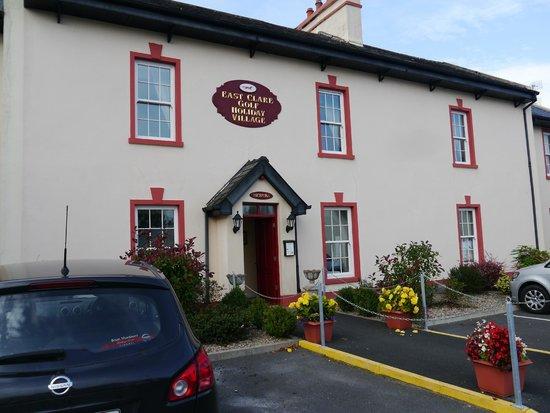 East Clare Golf Village by Diamond Resorts: Rezeption