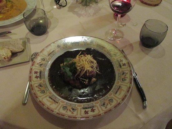 Hotel Restaurant de l'Ecole : lam