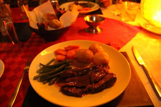 Amani Mara Camp : 夕ご飯