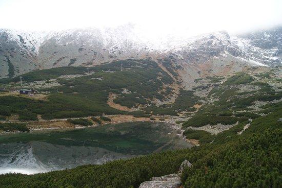 Skalnate pleso - Picture of Tatranska Lomnica Ski Resort ...