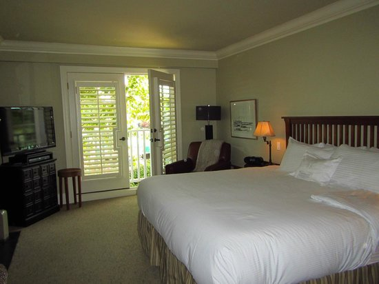 Harbour House Hotel : Room 206