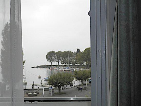 Hotel du Port: vue de la chambre #30