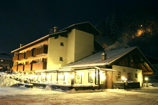 Residence Elga: aspetto invernale