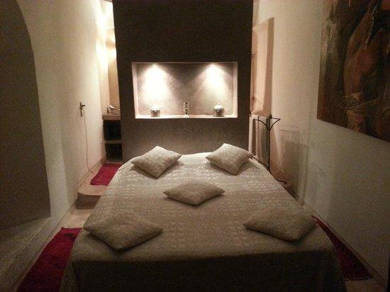 Ryad Noura : chambre noura