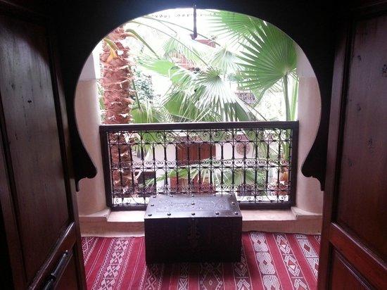 Ryad Noura : entree chambre