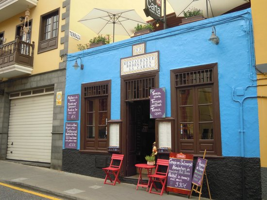 Restaurante La Carta : LA CARTA