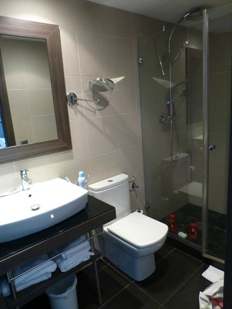 Hotel Oasis: Bathroom