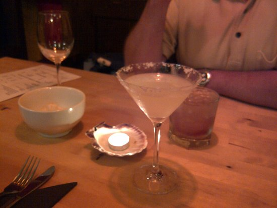 Hard Core Prawn: Cocktails for Two