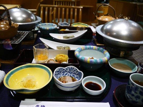 Sakan : きめ細やかな料理。