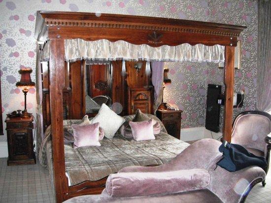 The Dunstane Hotel: Bedroom