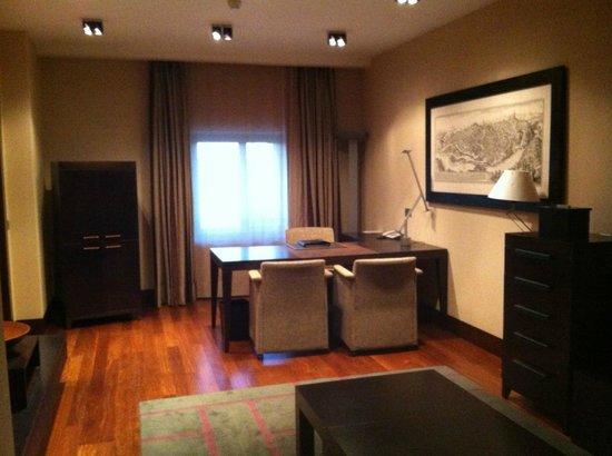 NH Collection Palacio de Aranjuez: Salón de estar