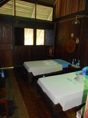 Amazon Village Jungle Lodge: Room
