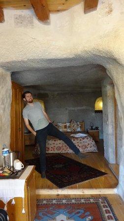 Nostalji Cave Suit Hotel: Our room