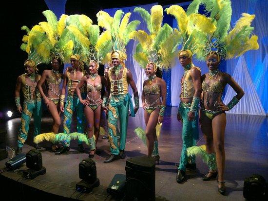 Royal Decameron Boa Vista : entertainment team