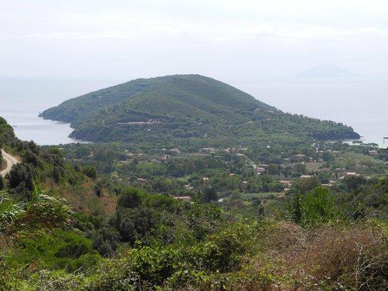 Camping Appartamenti Tallinucci: Halbinsel zum tollen Wandern