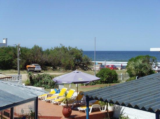 Hotel Palma de Mallorca: Vista desde la Habitación