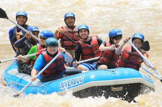 Riverbug Asia: fantastic rafting adventure!