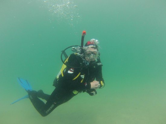 Cornish Diving Centre: Diving in Falmouth