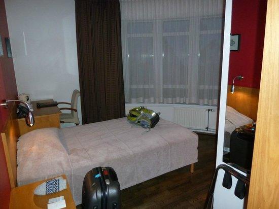 CenterHotel Klopp: Single room