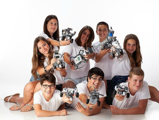 Robotica Educativa Optimus - Day Classes