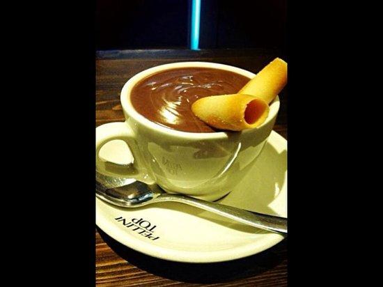 Panta Rei: Cioccolata calda