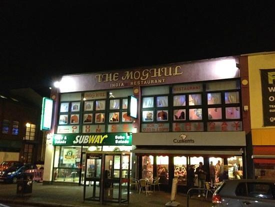 Moghul Indian Restaurant : The Moghul