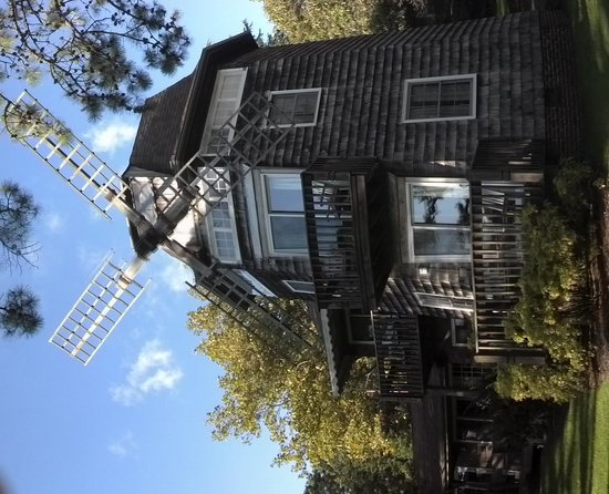 Hampton Maid: El molino, tambien son habitaciones
