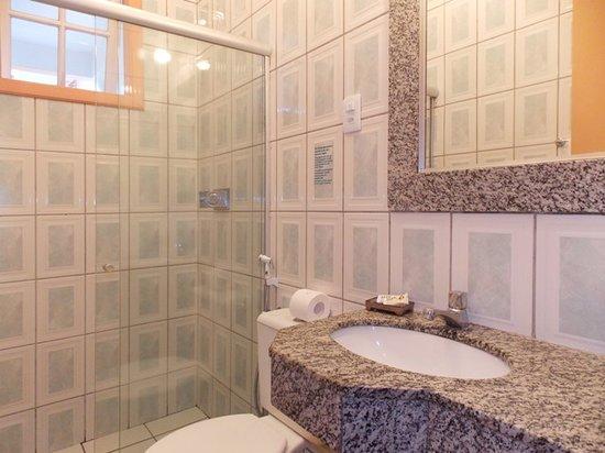 Pousada Casablanca: bath