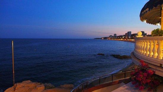 Hotel Costa Brava: vue splendide