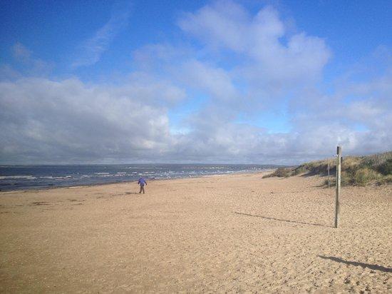 Sibirien Strand